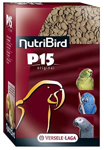 Versele Laga NUTRIBIRD P15 Original 1kg, 1er Pack (1 x 1 kg)