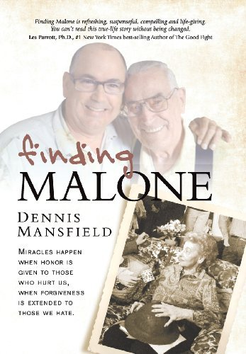 Finding Malone by Dennis Mansfield (2013-09-19)