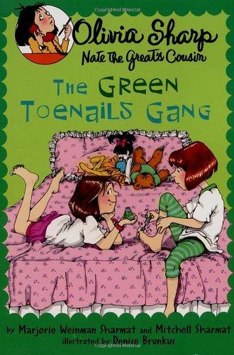 The Green Toenails Gang (Olivia Sharp)
