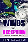 Winds of Deception by Hope Callaghan front cover
