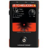 Die besten Vox Looper Pedal - TC HELICON VOICETONE R1Vocal Tuned Reverb, Pedal Bewertungen