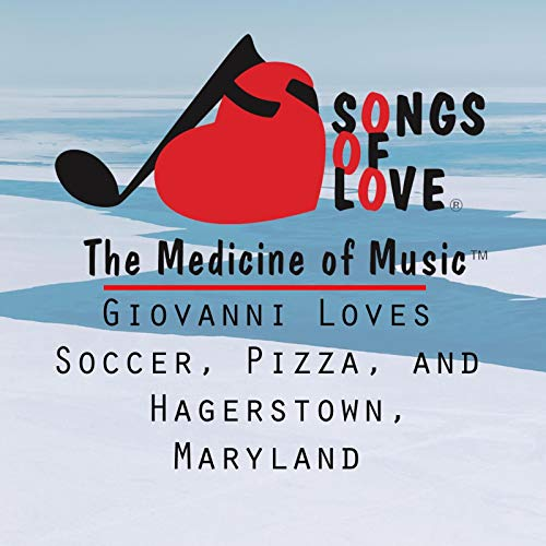 Giovanni Loves Soccer, Pizza, and Hagerstown, Maryland