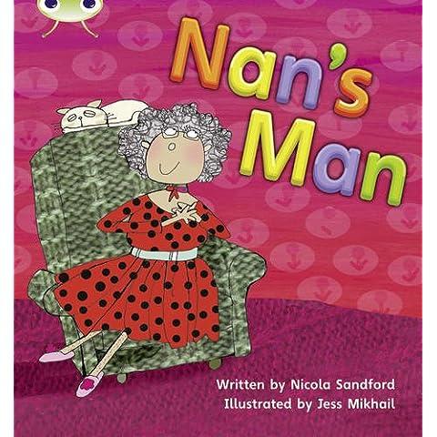 Phonics Bug Nans Man Phase 3