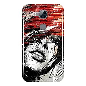 a AND b Designer Printed Mobile Back Case / Back Cover For Huawei G8 (HUW_G8_3D_2444)