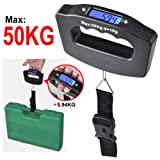 #6: BJE Luggage Travel Weighing Scales , Weighing Scale for Luggage, Suitcase Weighing Scale, Weighing Scale For General Goods, Multi Use Weighing Scale - Upto 50Kgs, Digital Weight Scale, Digital Scale, Kitchen Scales, Weight Machine, Digital Weight Machine, , Travel weighing kg machine, Kata, Weighing Scale For Luggage, Kitchen Scale Digital, Travel Weighing Scale, Electronic Scale,Luggage Baggage Weight Scale (1 Year Warranty)