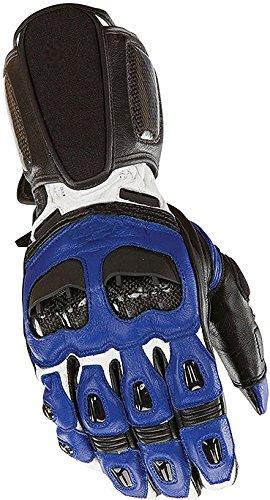 Newfacelook Mens Designer Motociclo Moto Biker impermeabile guanti protettiv