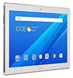 Lenovo TAB 4 10 Plus 10.1 inches IPS Tablet PC - (White) (Qualcomm MSM8953 2 GHz, 4 GB RAM, Android 7.0)