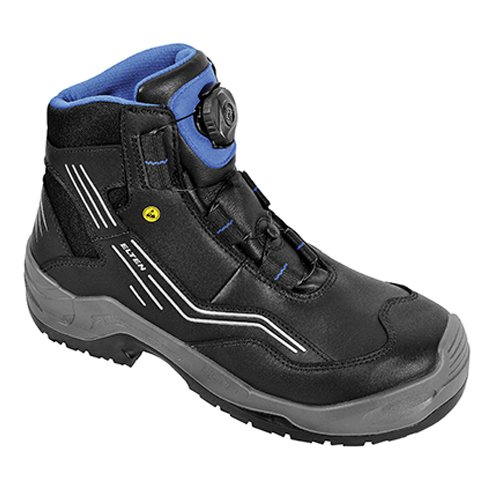 Elten 768441-45 Ambition AL Mid Chaussures de sécurité ESD S3 Taille 45