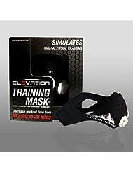Máscara de elevación de entrenamiento 2.0. Máscara para todas las tallas., Small (49kg - 69kg)