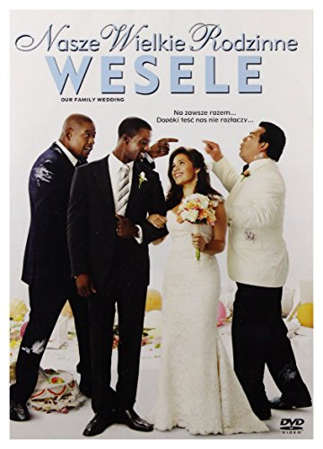 Our Family Wedding [DVD] [Region 2] (IMPORT) (Keine deutsche Version)