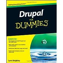 Drupal For Dummies by Lynn Beighley (2009-12-29)