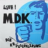 Live! Die Kriegserklärung [Vinyl LP] [Schallplatte]