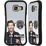 Officiel One Direction Langue Photo Louis Tomilinson Étui Coque Hybride pour Samsung Galaxy A3 (2016)