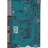 DT01ABA200, AA00/BB0, HDKPJ09A0A01 S, 0A90380, 0J21923 TS0078_, Toshiba SATA 3.5 Tarjeta Lógica (PCB) de la Unidad