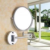 YANZHEN Schönheits Spiegel Wand Befestigter Spiegel, Badspiegel Badezimmer  Klappspiegel, Zoom Doppelspiegel Spiegel