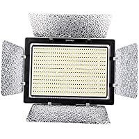 YONGNUO YN900 CRI 95+ Wireless Panel de Luz LED de Video 3200K - 5500K 7200LM 54W Iluminación para Videocámara de Canon Nikon