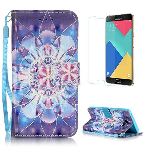 CaseHome Funda for Samsung Galaxy A5 2016/A510F Libro