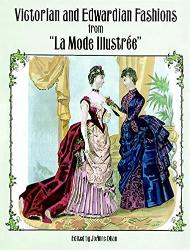 Edwardian Victorian Kostüm - Victorian and Edwardian Fashions from