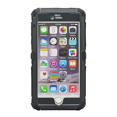 Parent mit Apple Glas iPhone 7 mit Curved Rahmen iPhone 6 (4.7