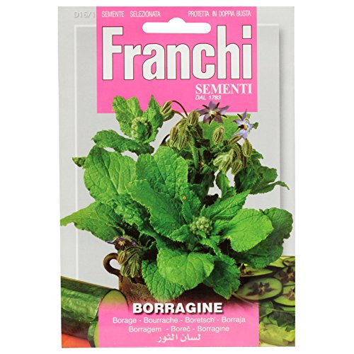 Seeds of Italy Ltd Franchi Bourrache