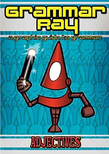 Descargar Libro Patria Grammar Ray: A Graphic Guide to Grammar (Digital Edition): Adjectives Epub Gratis