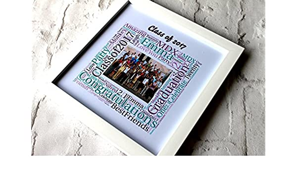 MadeAt94 Primary Secondary School Leavers Gifts Photo Frame