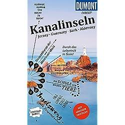DuMont direkt Reiseführer Kanalinseln: Mit großem Faltplan