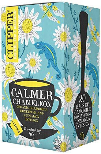 A photograph of Clipper calmer chamelion