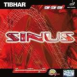 Ornement de Tibhar Sinus, 1,8mm, rouge