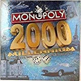 Monopoly 2000 Millennium Edition Board Game by Parker Brothers