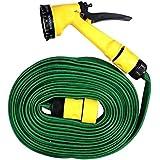 MJ Traders - Squirt Gun 10 Meter Water Spray Gun For Home Bike Car Cleaning Gardening Plant Tree Watering Wash - Multifunction