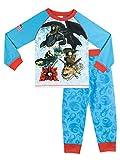 Dragons Jungen Drachenzähmen leicht gemacht Schlafanzug 110cm