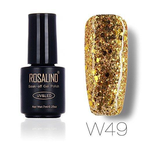 Beisoug Sexy Beste Geschenk für Frauen 7 ML Gel Nagellack Nail art Nail Gel Polish UV LED Gel...