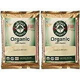 Mother Organic Chana Besan, 500g (Pack of 2)