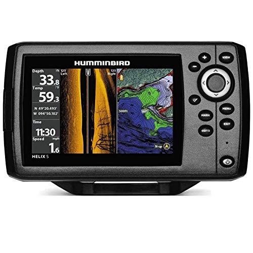 Humminbird Helix 5 Chirp SI GPS G2 SideImaging Echolot Combo Festmontage Si Combo