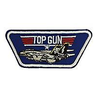 Patch termoadhesivo Top Gun 8cm