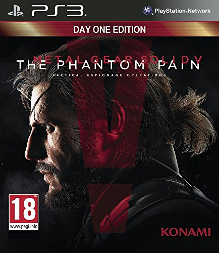Metal Gear Solid V, The Phantom Pain (Day 1 Edition) PS3