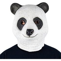 Máscara de Oso Panda