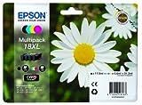 Epson Original T1816 Gänseblümchen, Claria Home Tinte, Text- und Fotodruck XL (Multipack, 4-farbig) (CYMK)