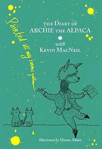 Diary Of Archie The Alpaca por Moose Allain