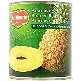 del Monte Ananas a Fette Allo Sciroppo - 840 gr
