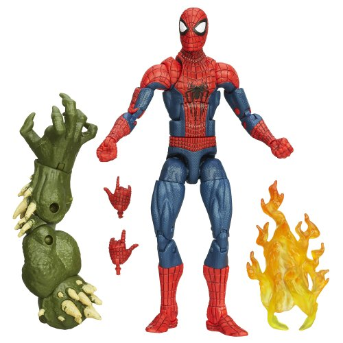 Spider-Man Marvel The Amazing 2 Marvel Legends Infini Série The Amazing Figure 15,2 cm
