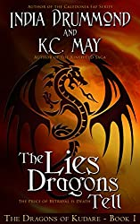 The Lies Dragons Tell (The Dragons of Kudare Book 1) (English Edition)