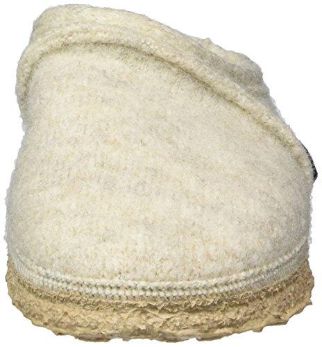Gipfel mixte adulte Chaussons Weiß Blanc 10 Nanga Weiß 1dqvPBq