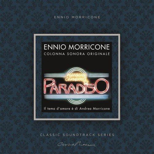 Nuovo Cinema Paradiso OST (180 gm black vinyl) - Ennio Morricone / Original Soundtrack - 2017