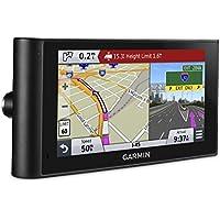 Garmin dezlCam LKW Navigationsgerät - lebenslange Kartenupdates, DAB+, LKW-spezifisches Routing, 6 Zoll (15,2cm) Touch-Glasdisplay