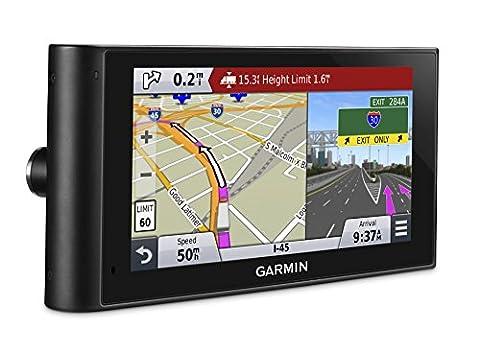 Garmin dezlCam LKW Navigationsgerät - lebenslange Kartenupdates, DAB+, LKW-spezifisches Routing, 6 Zoll (15,2cm) (Navigationsgerät Kaufen)