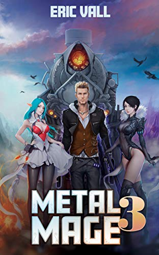 Metal Mage 3 (English Edition)