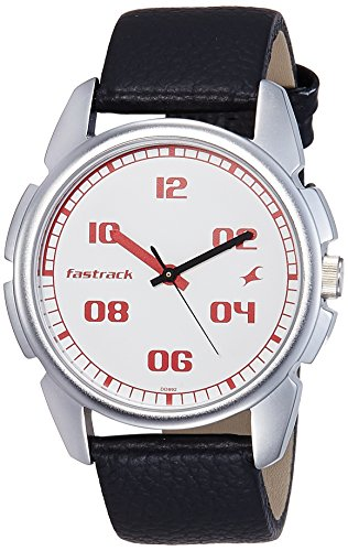 51DfaCRCB0L - 3124SL01 Fastrack Casual Mens watch