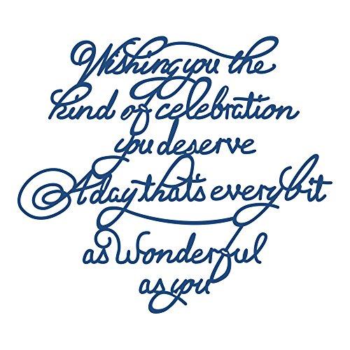 Tattered Lace Wonderful Celebration D555